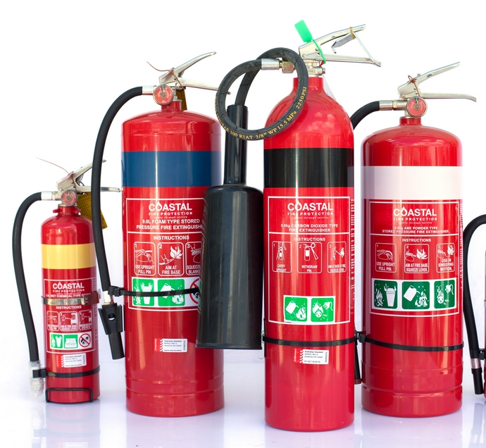 24/7 Fire Protection of your property